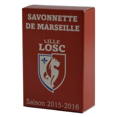 Savonnette de Marseille 125gr - surgras