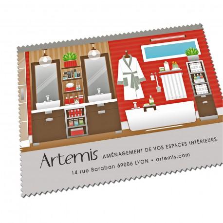 Microfibre 250 gr/m² format 100x145 mm